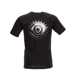 t-shirt CLOCKWORKS (unisex) - back