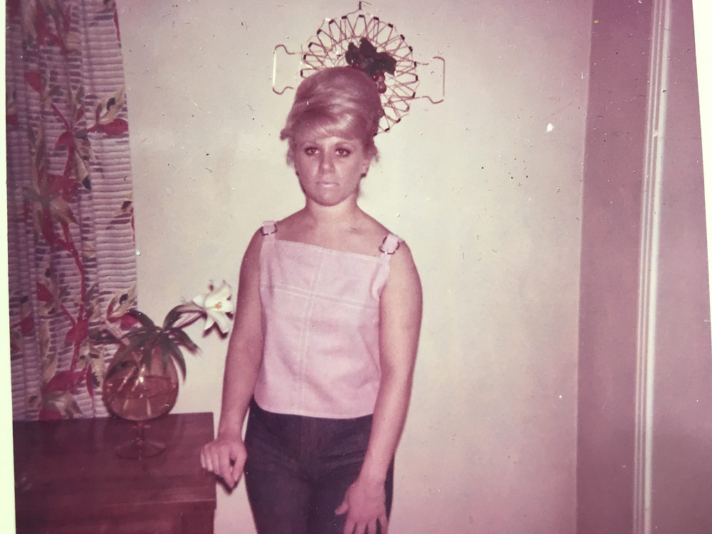 Antoinette Smith circa 1961