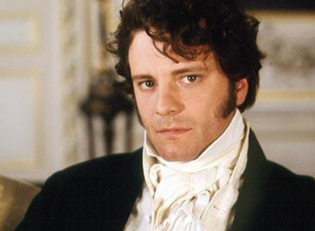 Character Cocktail: Mr. Darcy
