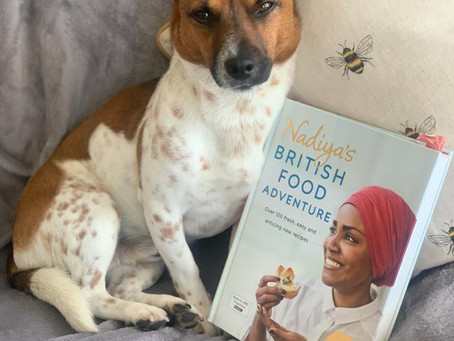 Recommended Cook Book of the Month: Nadiya's British Food Adventure