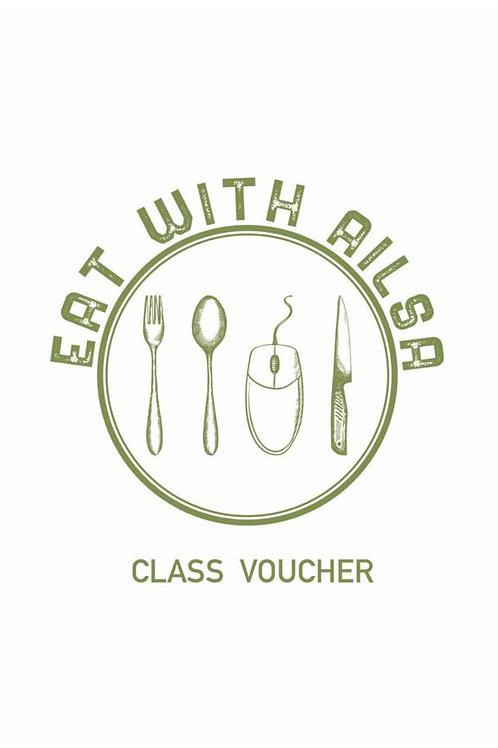 Class Gift Voucher