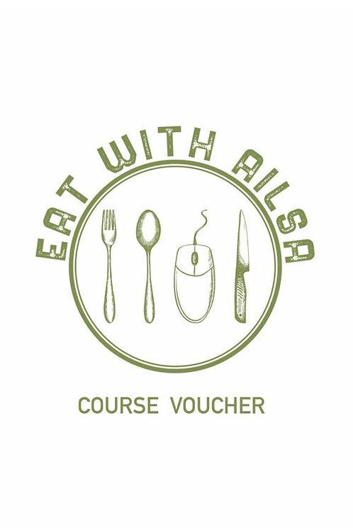 Course Gift Voucher