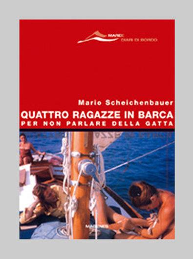 Quattro ragazze in barca