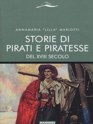 Storie di pirati e piratesse del XVIII secolo