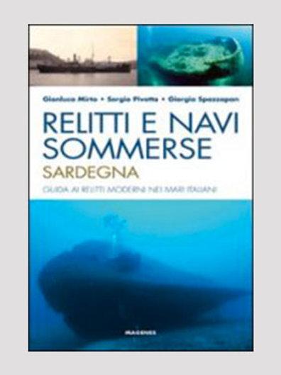 Relitti e navi sommerse. Sardegna
