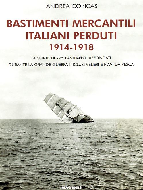 Bastimenti mercantili italiani perduti (1914-1918)
