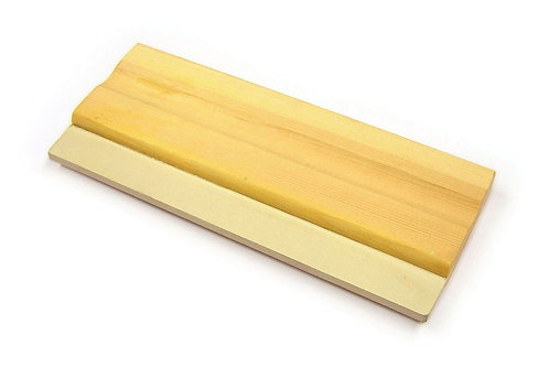 Wooden Squeegee