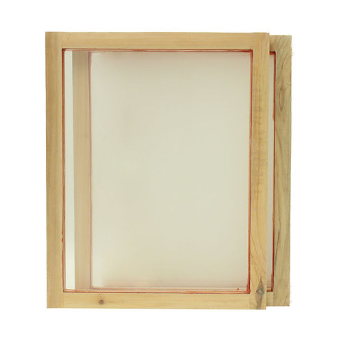 Wooden Screen Printing Frame 80T