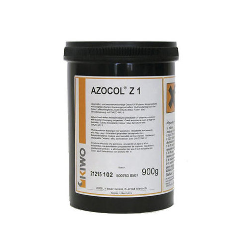 Azocol Z1 Stencil Emulsion