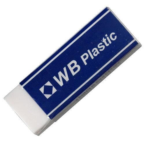 Plastic Eraser Pack 20