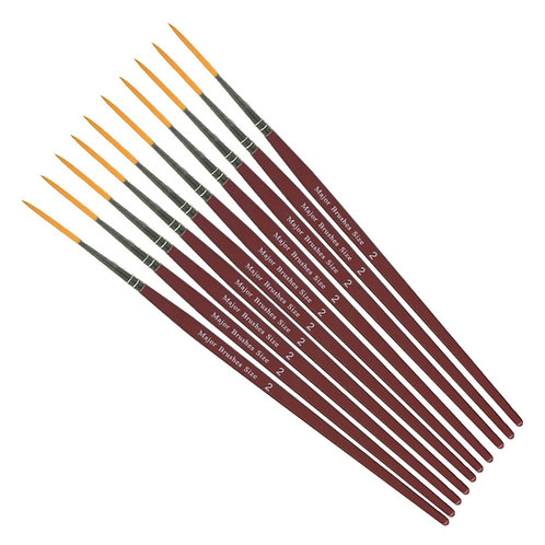 Rigger Detail Brushes Pack of 10