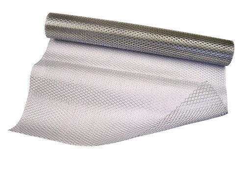 Aluminium Mesh Roll Coarse