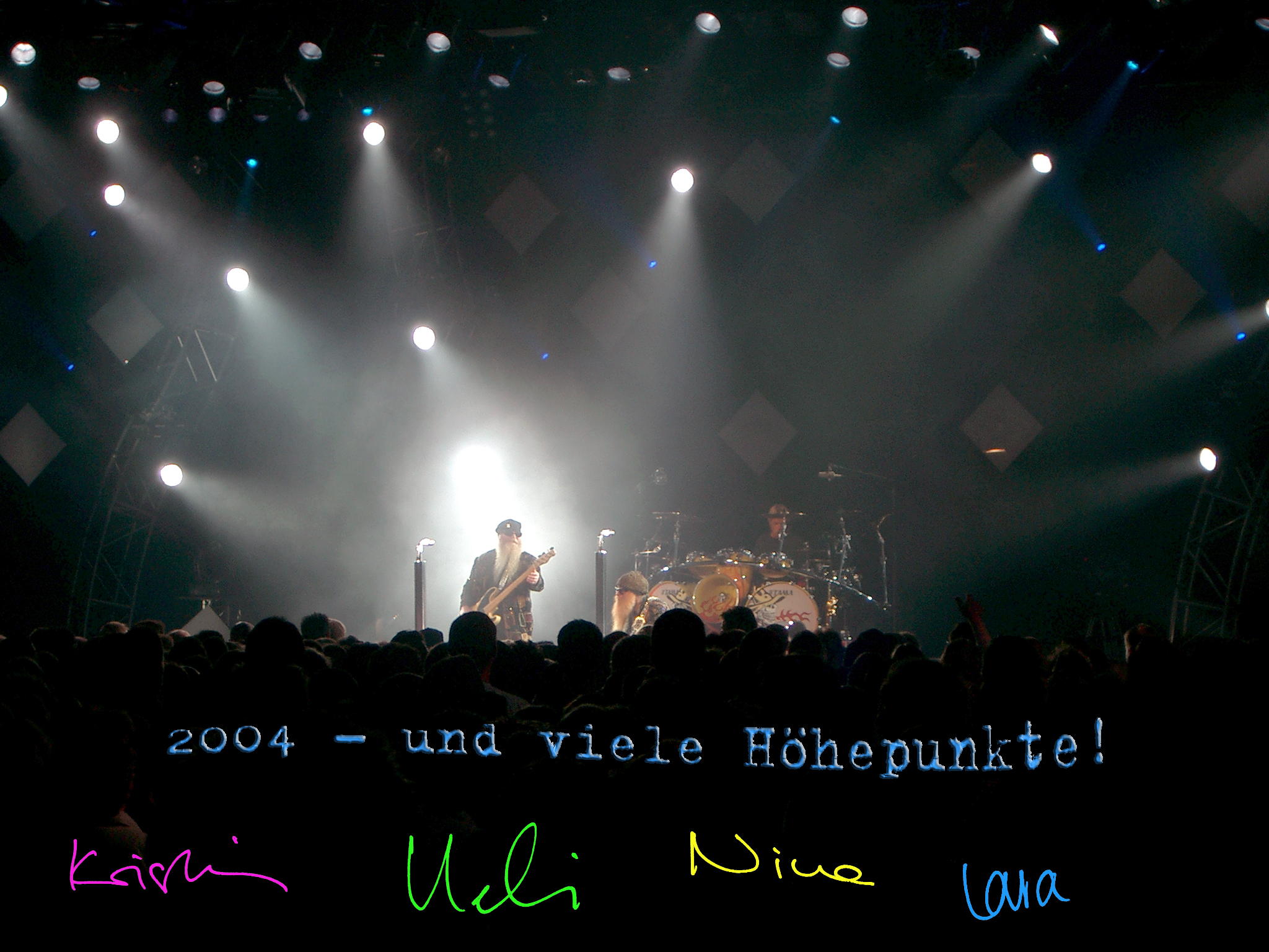 Neujahr 2004