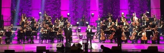 Andrea Bocelli and Shahkar