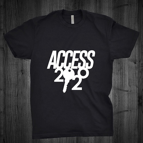 Access 2020 Short Key Unisex T-Shirt
