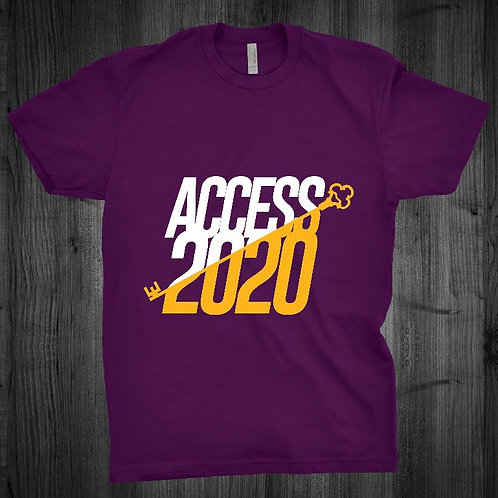 Access 2020 Long Key Unisex T-Shirt