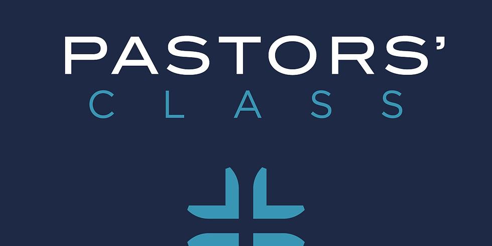 April Pastors' Class