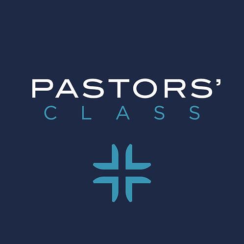 May Pastors' Class