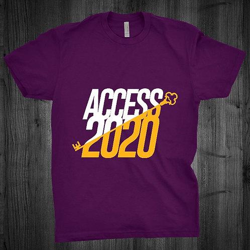 Youth 2020 Access Long Key Unisex T-Shirt