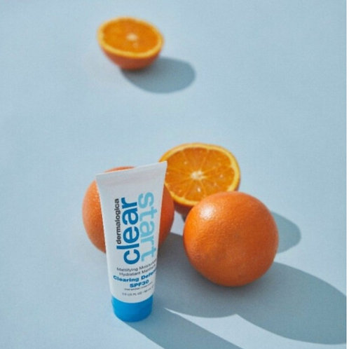 Clearing Defense Spf 30