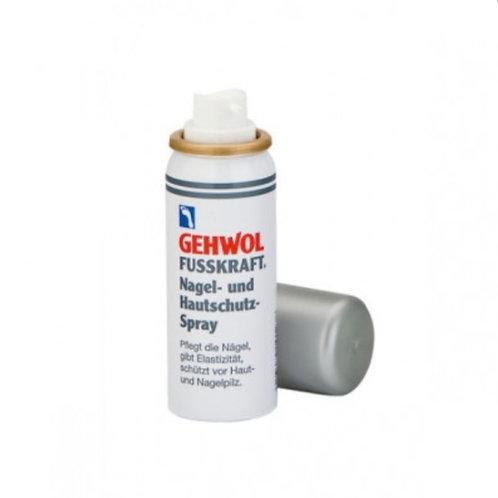 Nagel -en huidbeschermende spray tegen schimmels