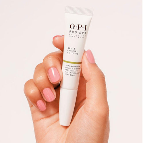 Nail & cuticle oil - To go