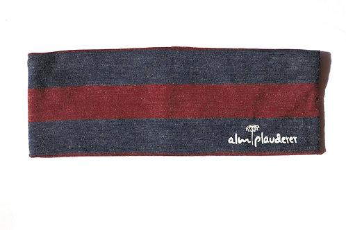 Mila Merino - blau rot gestreift