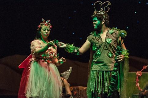 Sonho de uma Noite de Verão, Núcleo de Teatro do Projeto Contando História (SBC)