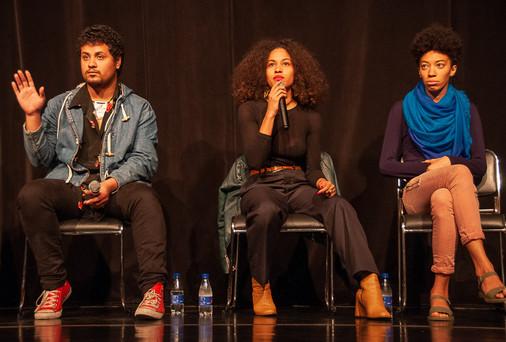 Encontro Juventude, Cultura e Direitos Humanos - Coletivo Carcaça de Poéticas Negras