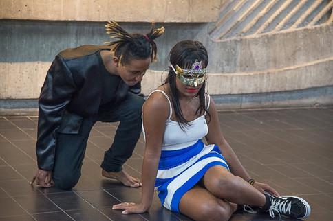 Máscaras, Grupo Experimentos (Ribeirão Pires)