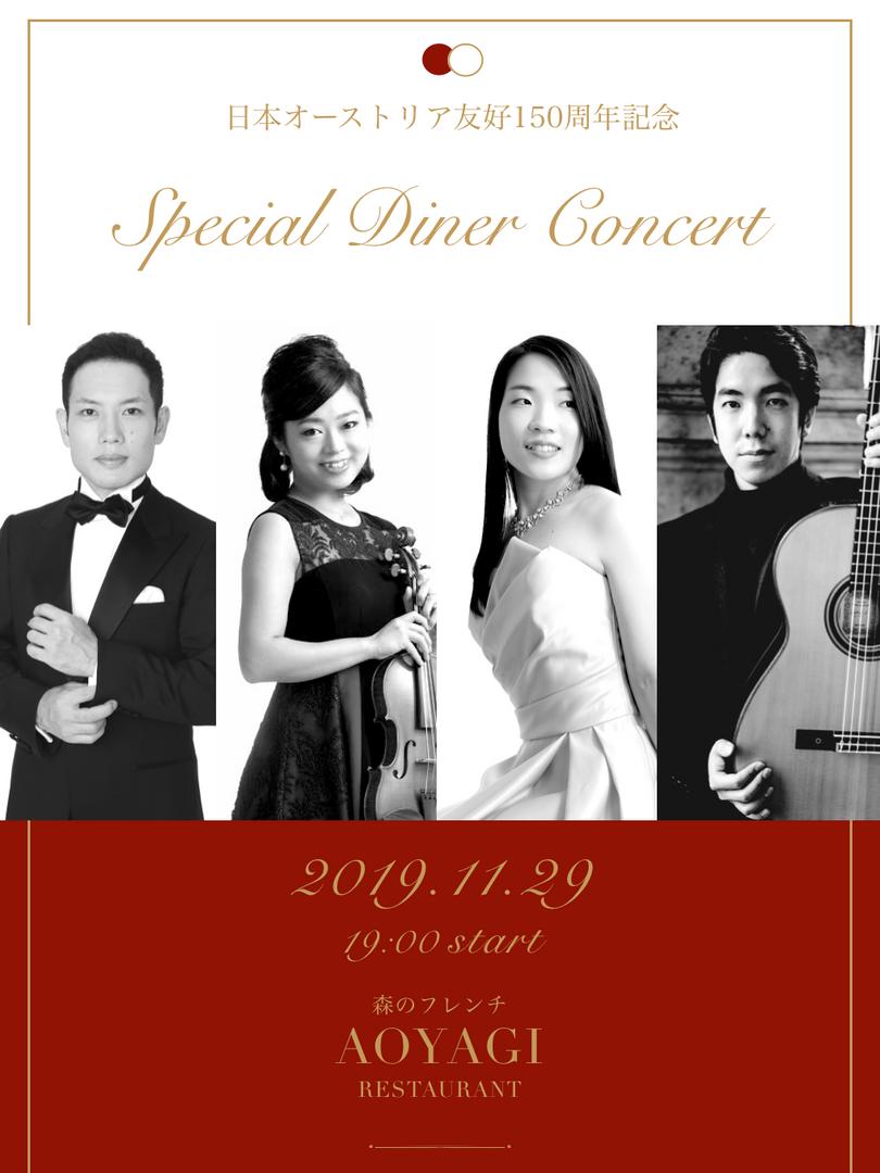 Special Dinner Concert