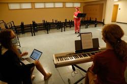 Girls Chorus Audition