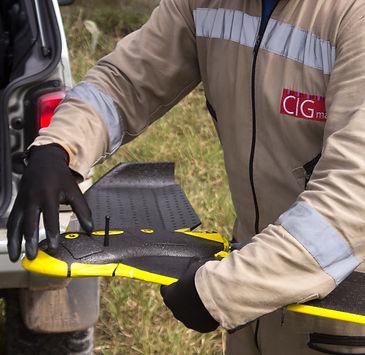 LEVANTAMIENTOS FOTOGRAMÉTRICOS MEDIANTE UAV (DRONE)