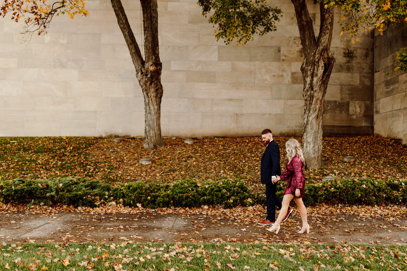 Engagement Photo Locations in Kansas City, MO