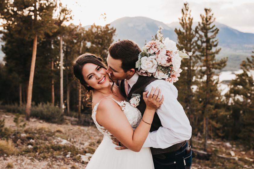 Colorado Sapphire Point Wedding