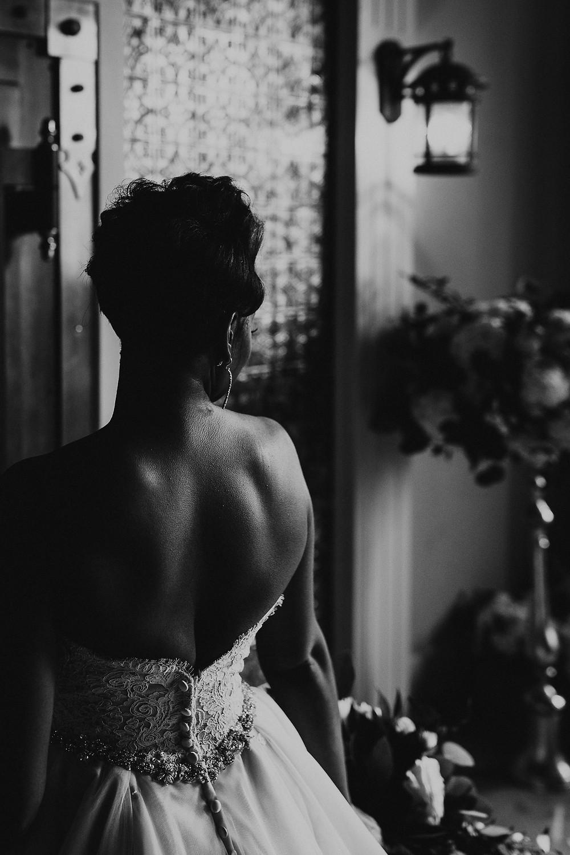 Kansas City Bride with Natural Light