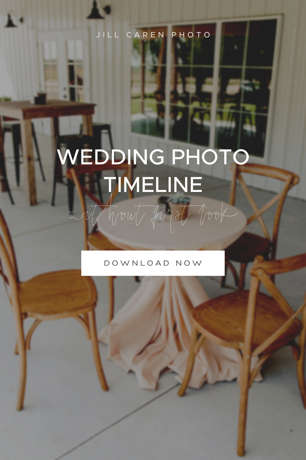 Wedding Photo Timeline Download without First Look