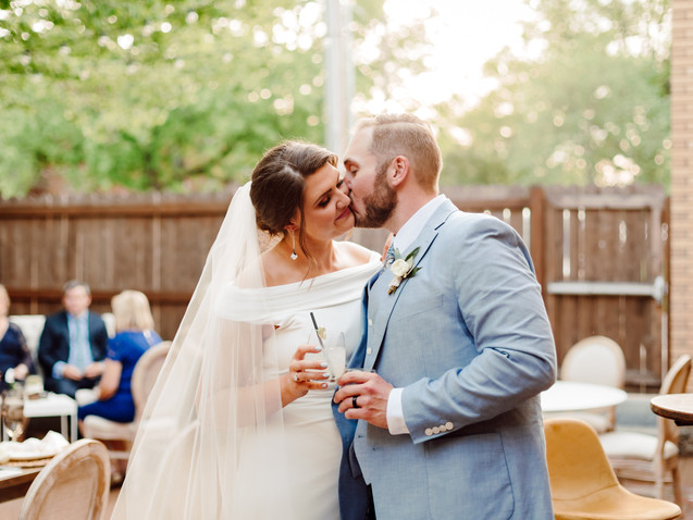 A Unique and Intimate Micro Wedding at A.Casa in St. Louis