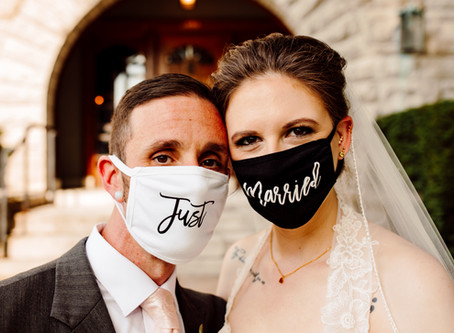 Patrick and Sara, a Kansas City Micro Wedding at The Simpson House