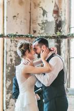 Wedding Photos at The Bauer Kansas City