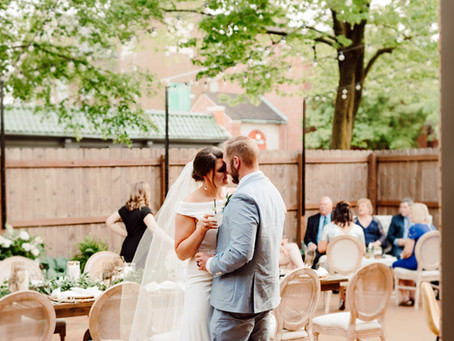 A Unique and Intimate St.Louis Micro Wedding at A.Casa