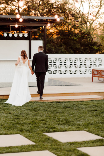 Sunset Couple Portraints at Greenhouse Two Rivers