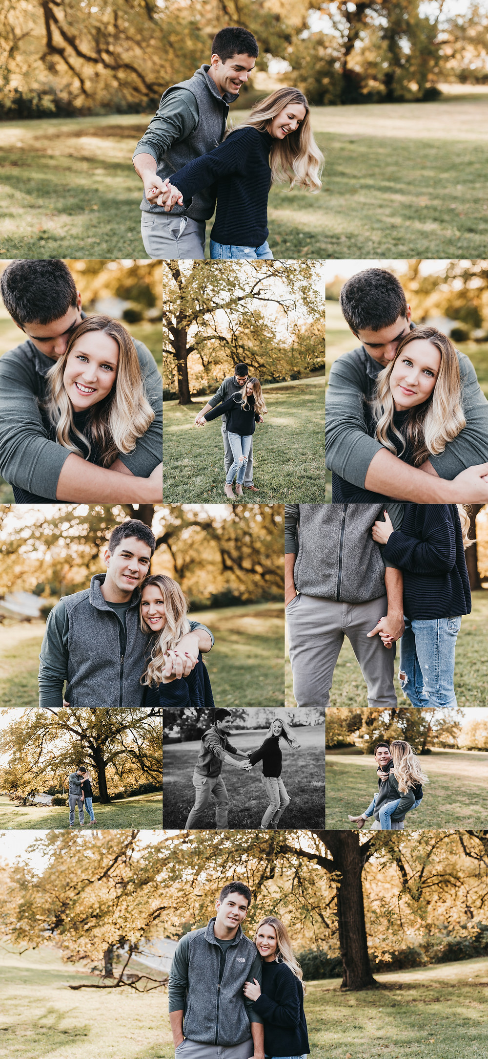 Casual Engagement Photos