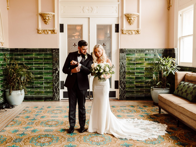 An Elegant Downtown St. Louis Wedding at Union Station and Stifel Theater