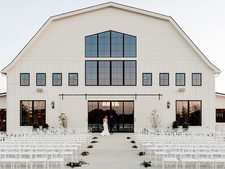 Taylor and Ally's Elegant and Romantic Spring Wedding at White Iron Ridge
