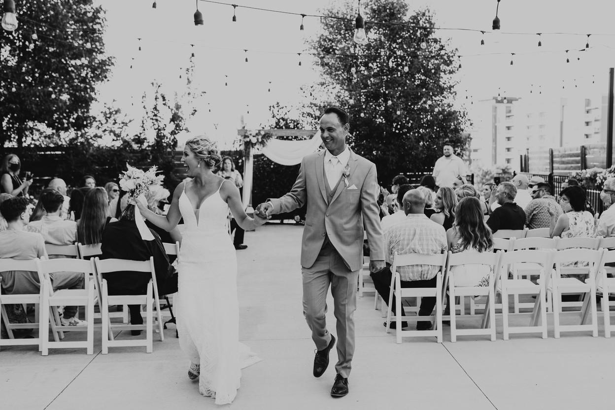 Micro-Wedding at Magnolia Urban Garden