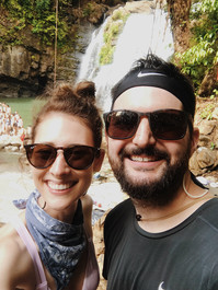 Jill Stuefer with Jill Caren Photo in Costa Rica