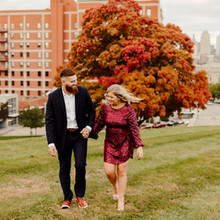 World War One Engagement Photo Location Kansas City
