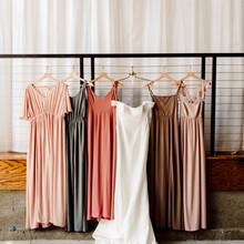 Mismatched Bridal Dresses