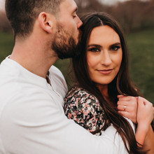 Loose Park Kansas City Engagement Photos